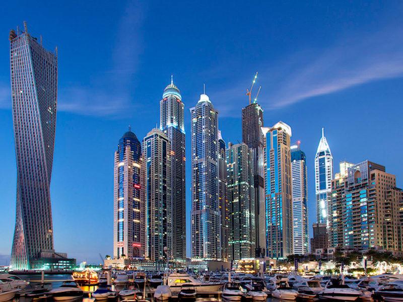 Архитектура Дубая
