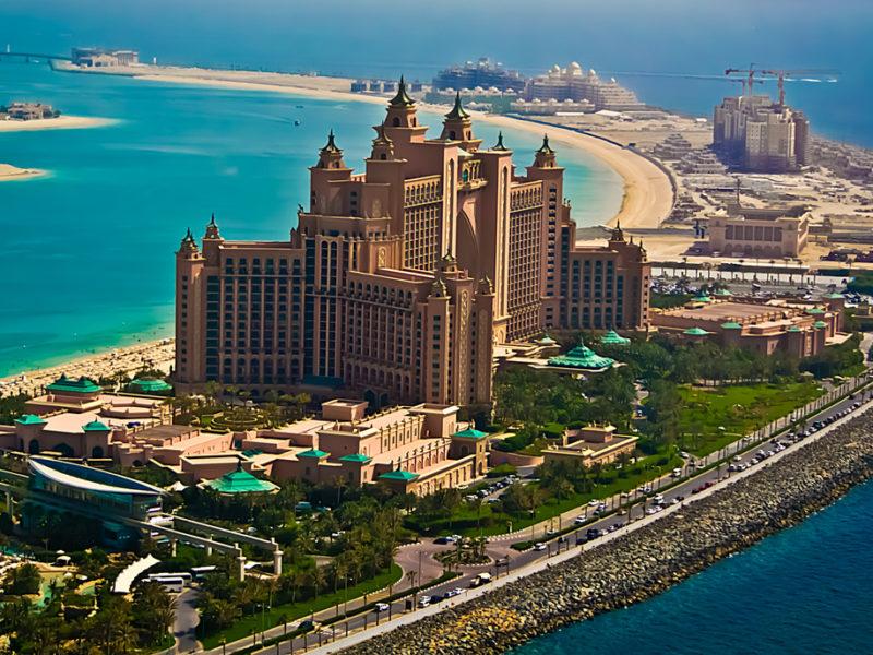 Береговая Линия в Дубае