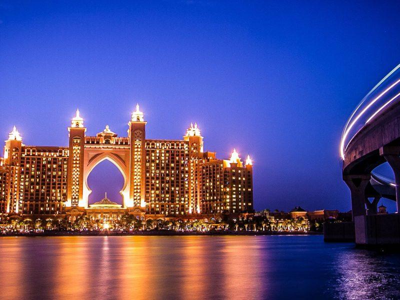 Отель Дубай ОАЭ