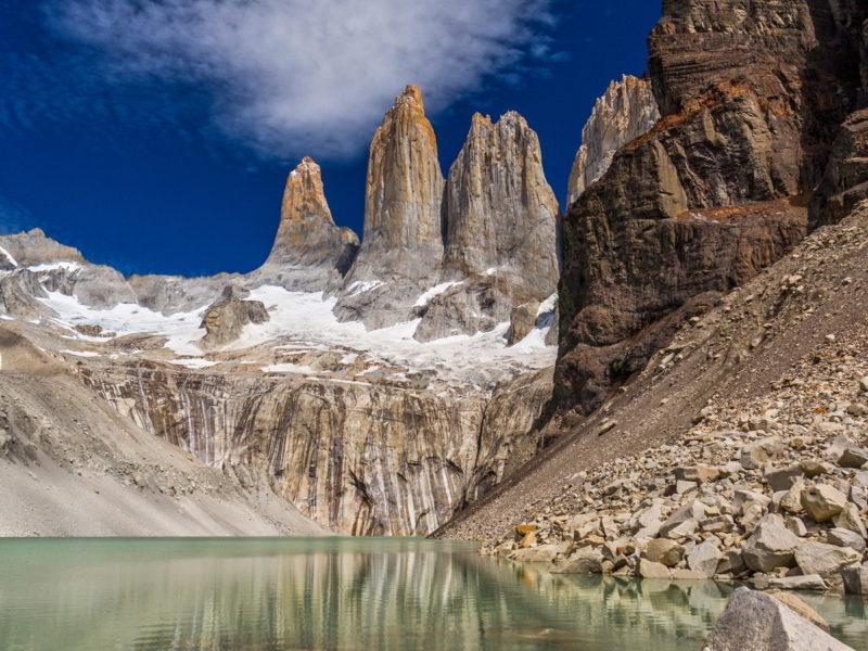 Патагония Чили горы