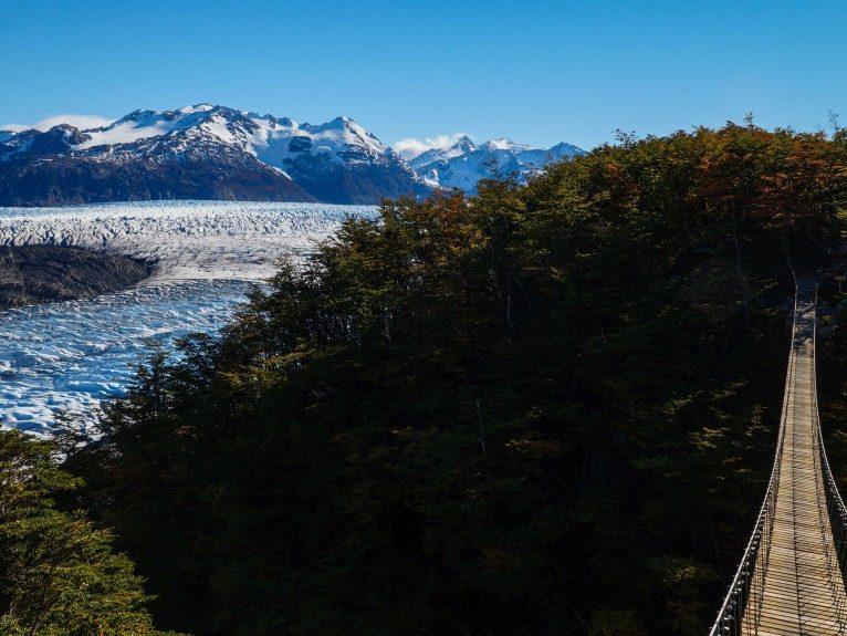 Патагония Чили мост