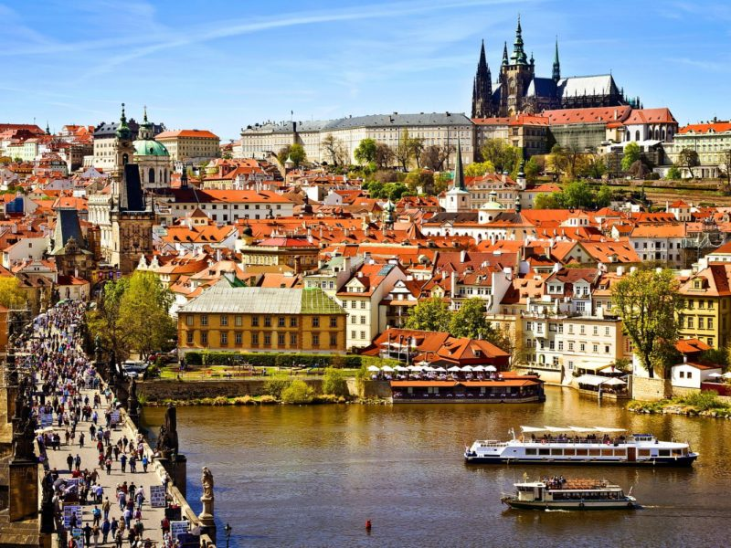 Туризм в Праге
