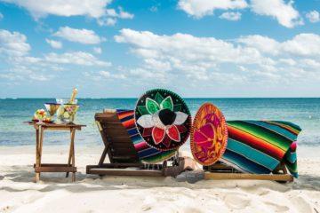 Туристическая Мексика