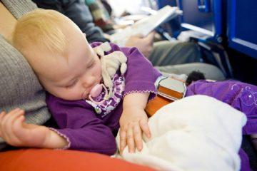 Как планировать отпуск с грудным ребёнком