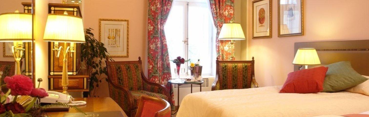 Гостиницы Европы