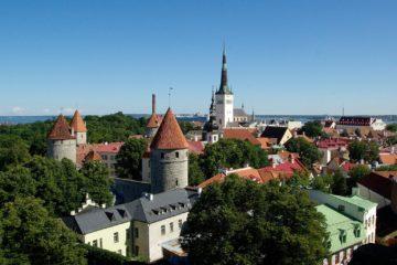 Крупнейшие достопримечательности Эстонии