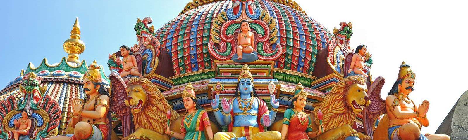 Индия - страна чудес и контрастов