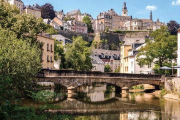История и достопримечательности Люксембурга
