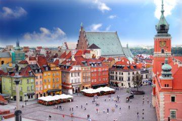 Варшава – удивительный и старейший город Польши
