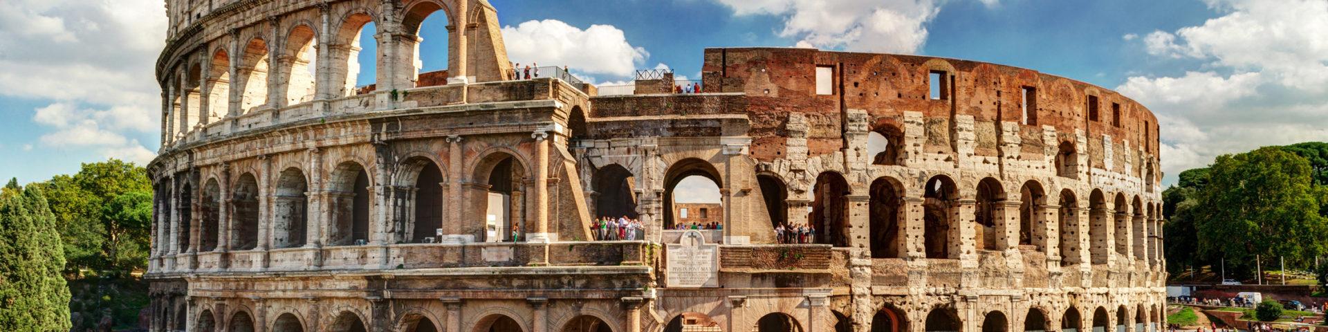 Рим - это путешествие в исторический центр