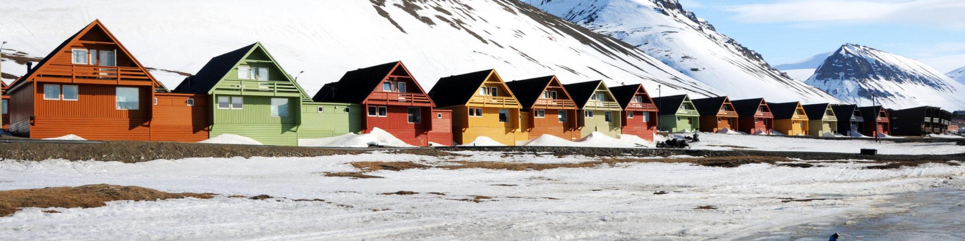 Туристическая привлекательность Шпицбергена