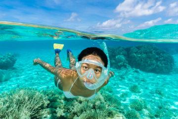 7 самых красивых мест для плавания