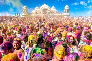 Весенние фестивали и праздники по всему миру