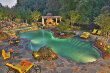 7 красивых природных бассейнов