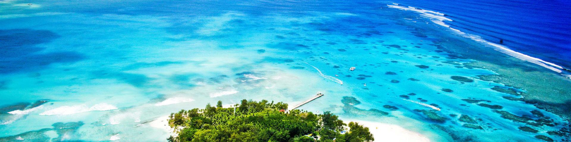 7 идиллических островов в южной части Тихого океана