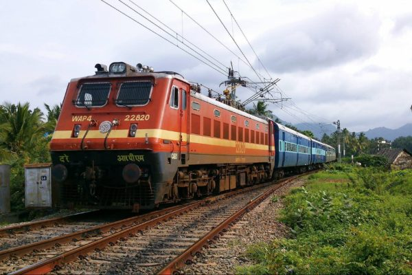 Железнодорожное путешествие по Индии