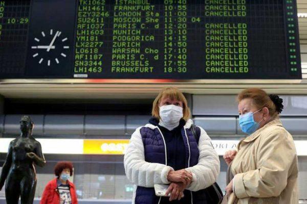 Отпуск на фоне коронавируса